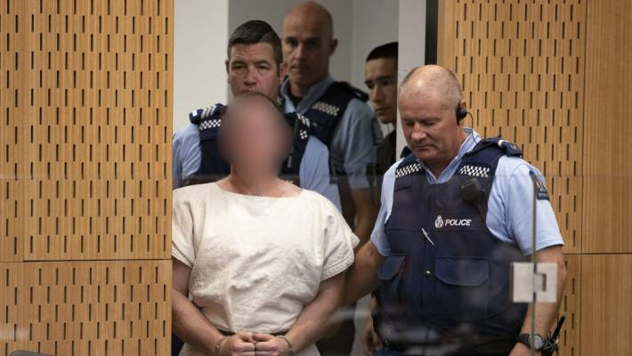 Christchurch mosque attacks: Alleged gunman Brenton Tarrant visited Israel in 2016