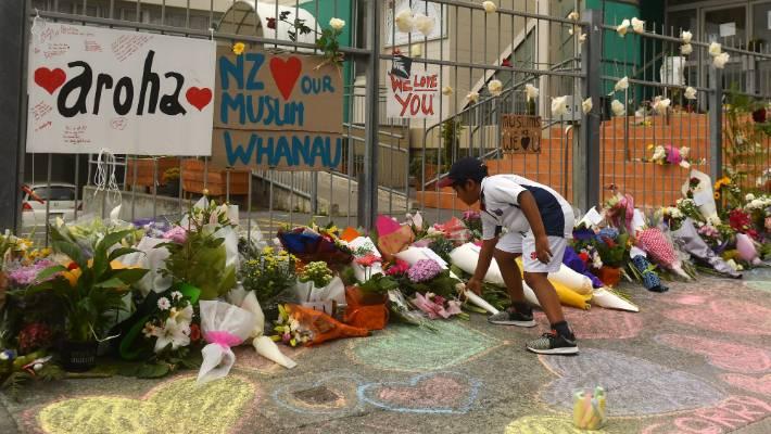 Christchurch Mosque Shooting Video Wallpaper: Christchurch Mosque Shooting Tributes: Our Nation Is