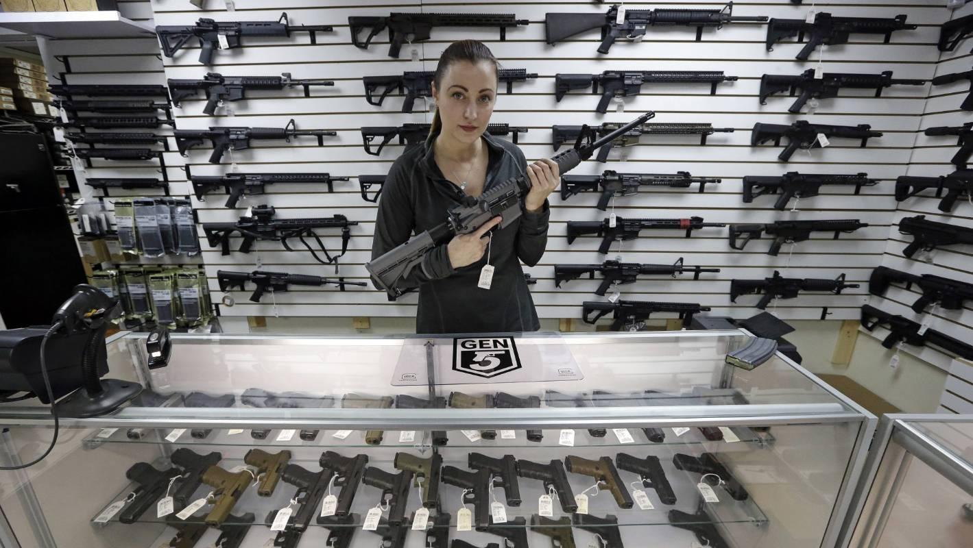 Christ Church Shootings Twitter: Christchurch Shooting: Taking Aim At Gun Owners
