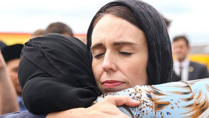 Jacinda Ardern second in Fortune Magazine's World's Greatest Leaders list