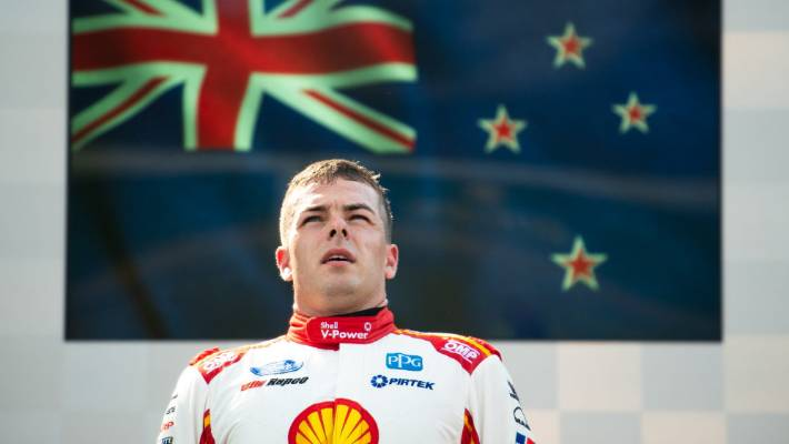 Scott McLaughlin dedicated another win in Melbourne to his compatriots in New Zealand.