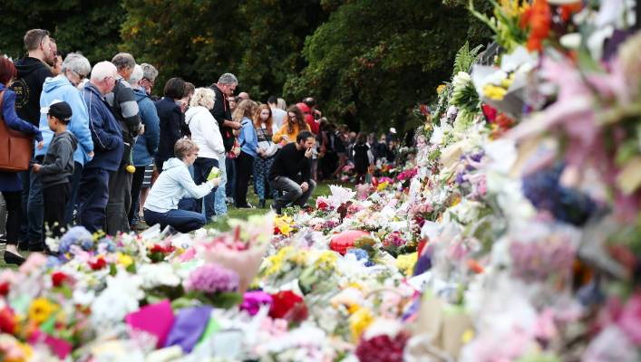 Jewish Group Raises Money for Christchurch Shooting Victims