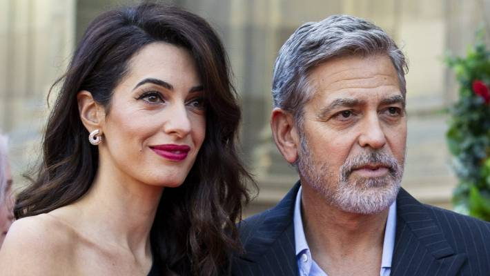 Celebrity Fashion: When it comes to power couples, nobody beats Amal and George Clooney.