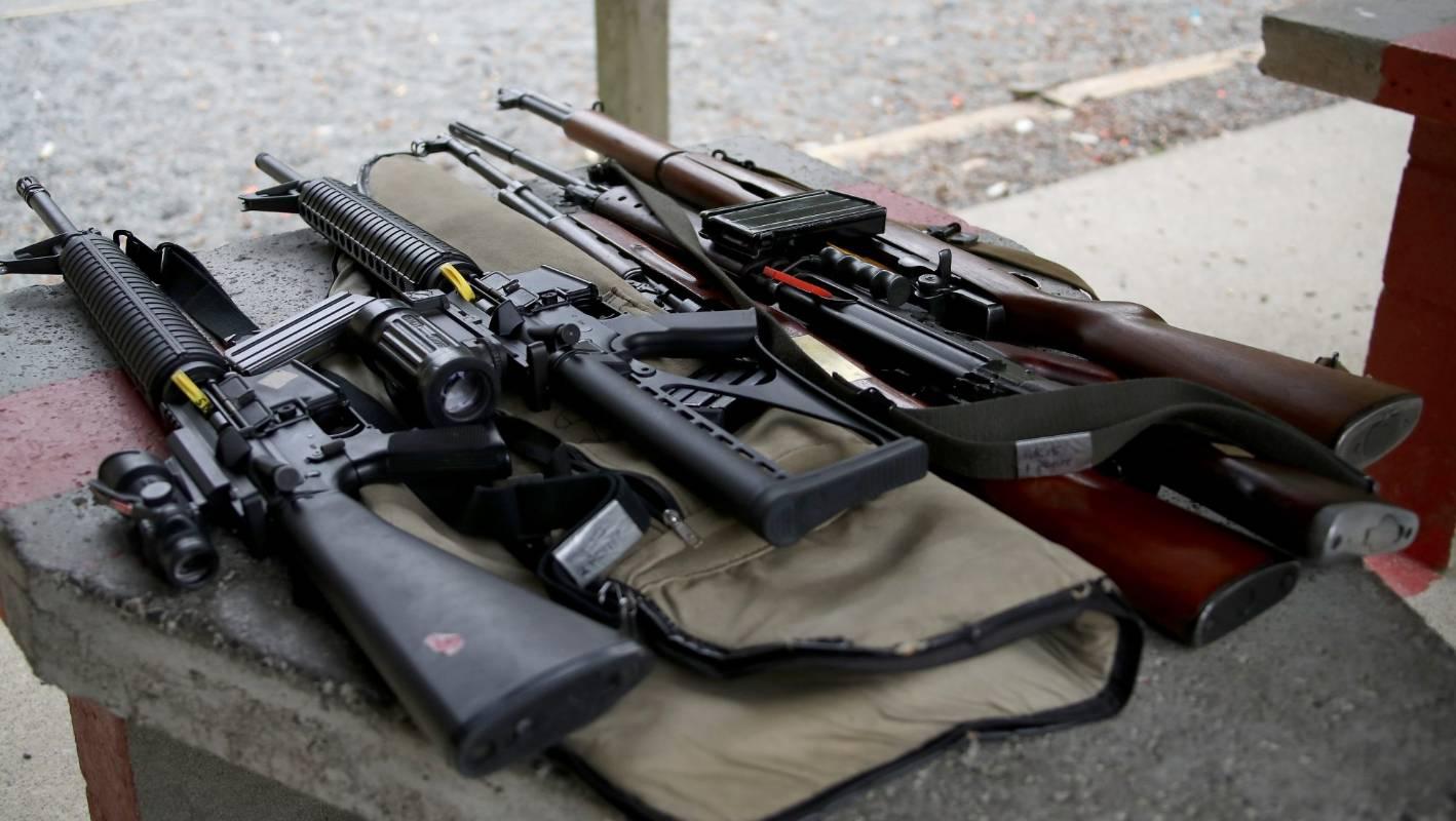 Nz Gun Laws Image: Gun Licences And Gun Law In New Zealand