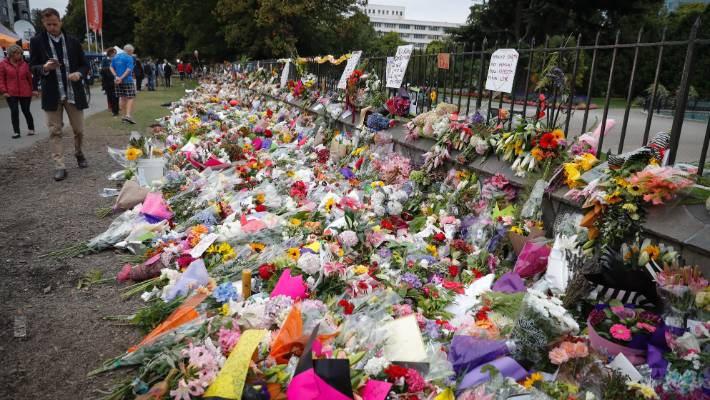 Christchurch attacks