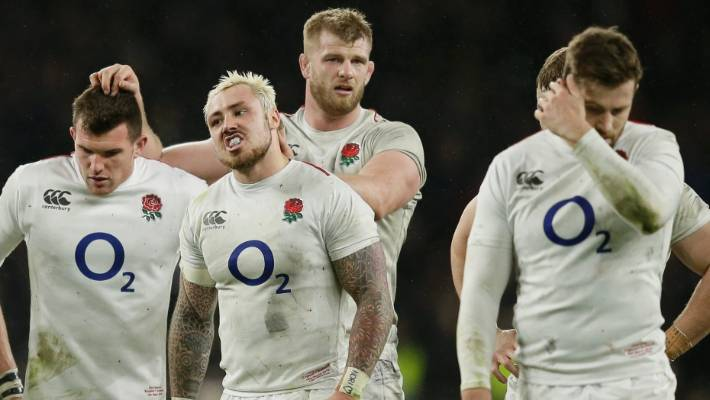 England to bring in psychologist to help mental struggles ahead of Rugby World Cup
