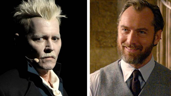 J.K. Rowling confirms that Dumbledore and Grindelwald were doing it