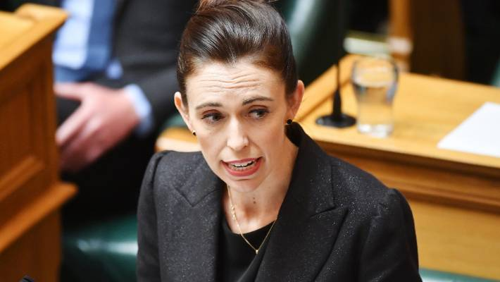 Prime Minister Jacinda Ardern has vowed not to speak the killer's name and has been in discussions with social media companies