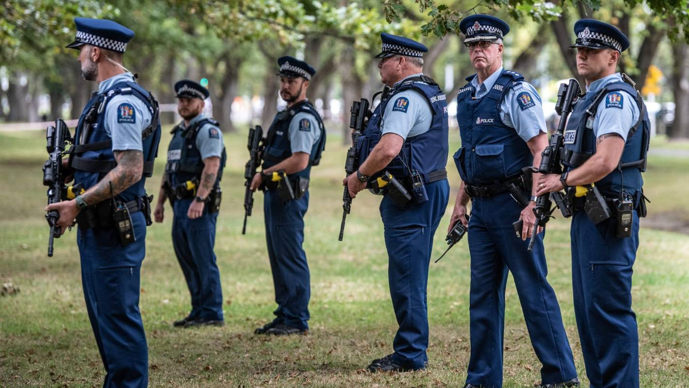 Nz Massacre: Global Sharpshooters Trained In Christchurch As Mosque