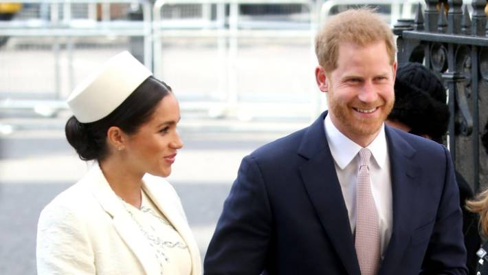 The Queen reportedly vetoed creation of independent household for Harry and Meghan