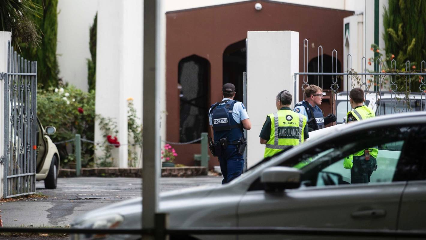 Christchurch Mosque Shooting Video Wallpaper: Masterton Woman To Be Charged Over Facebook Post About