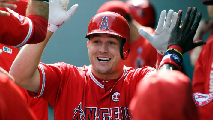 Sorry, Phillies fans - Mike Trout reportedly nearing record deal with Angels