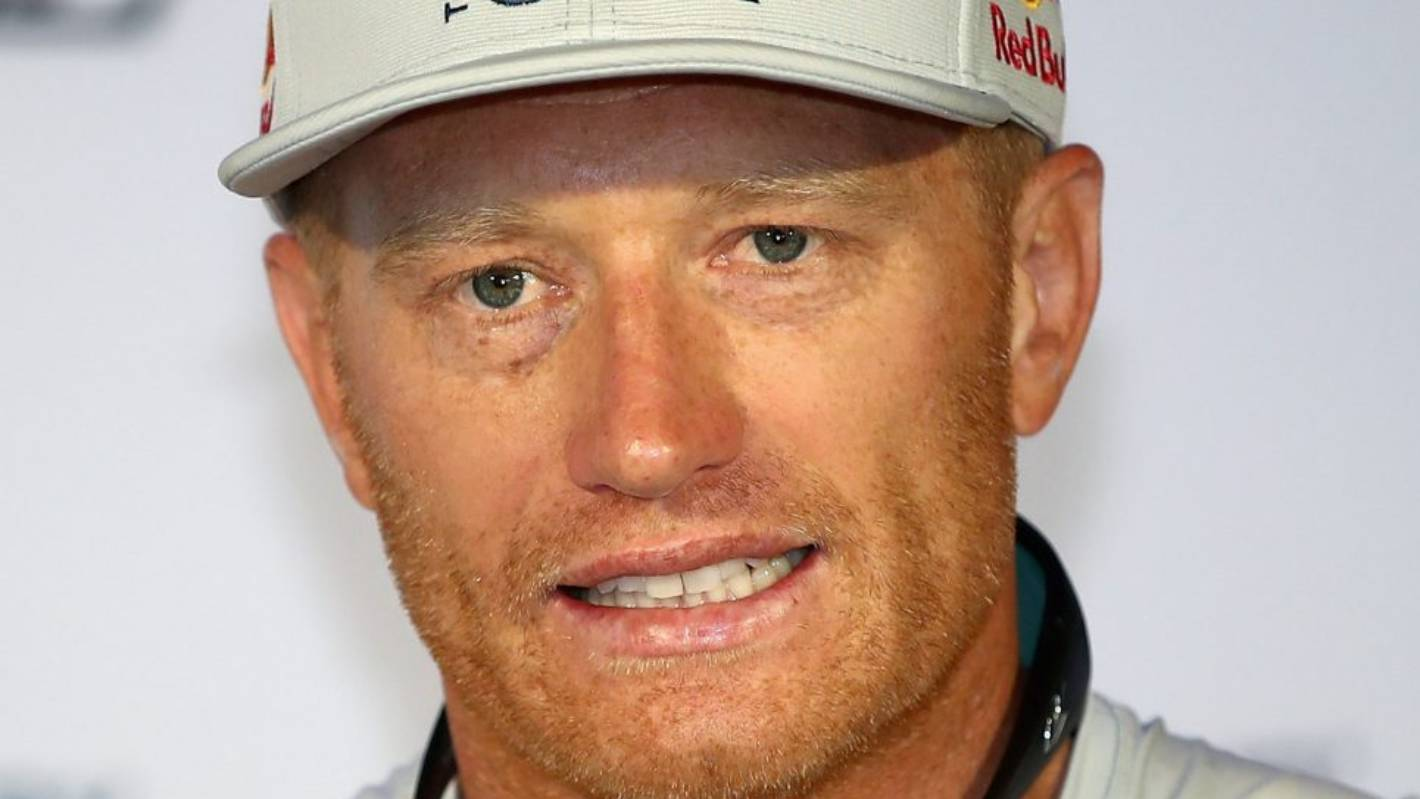 Jimmy Spithill freaked out by simulator work with new America's Cup boat