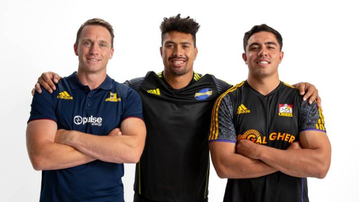 Ben Smith Ardie Savea and Anton Lienert Brown are among the players fronting the Head First campaign