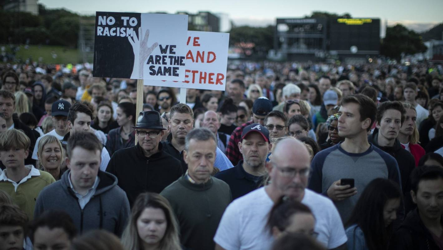 Christchurch Shooting Picture: Christchurch Shooting: I Now Feel Fully Welcomed On To The