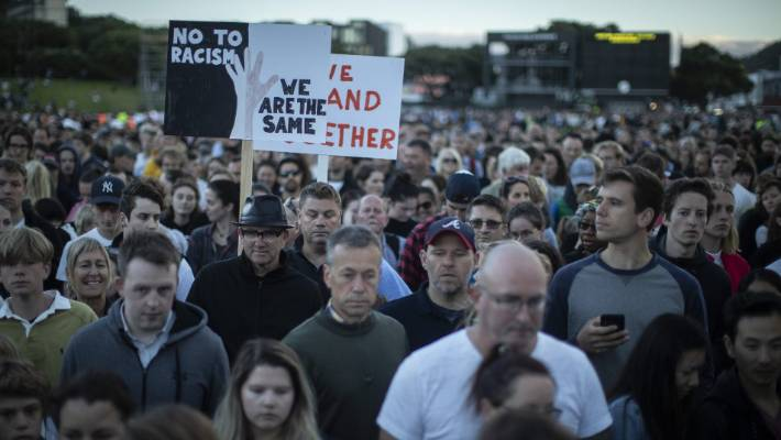 Christchurch Shootings Twitter: Christchurch Shooting: I Now Feel Fully Welcomed On To The