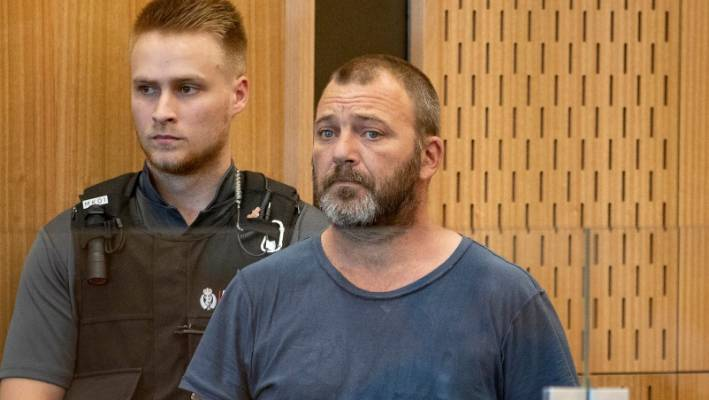 Christchurch Shooting Livestream Image: Philip Arps Charged With Sharing Live Stream Of