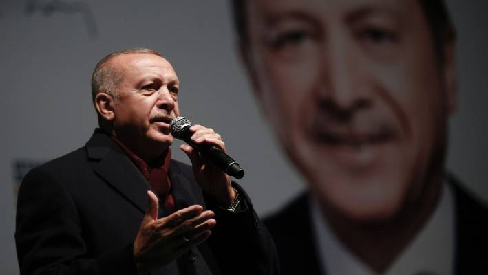 Turkey's President Recep Tayyip Erdogan has angered many with his showing of the video taken by the Christchurch mosque shooter and his inflammatory comments towards New Zealand.
