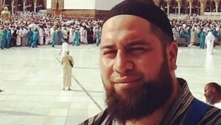 Tyrone Smith on his Hajj pilgrimage to Mecca, Saudi Arabia