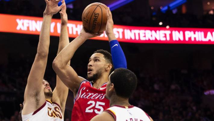 76ers star Ben Simmons shouts out 'Egg Boy' with sneakers
