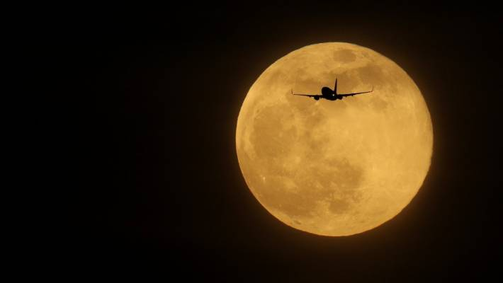 'Super worm equinox moon' will be the last supermoon of 2019