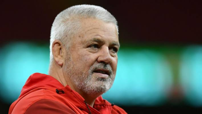 Gatland set to be named Lions coach for 2021