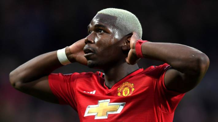 Manchester United's Paul Pogba 'serious about wanting Real Madrid move'