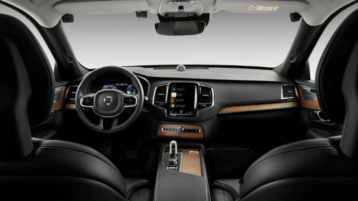 Volvo says in-car cameras will monitor drivers to prevent distracted, drunk driving