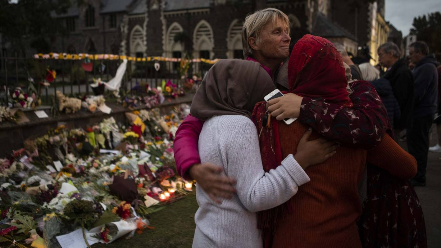 Christchurch Shooting Picture: Facebook: AI Failed To Detect Christchurch Shooting Video