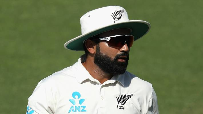 Christchurch shootings: Black Caps spinner and devout Muslim Ajaz Patel felt 'hollow'