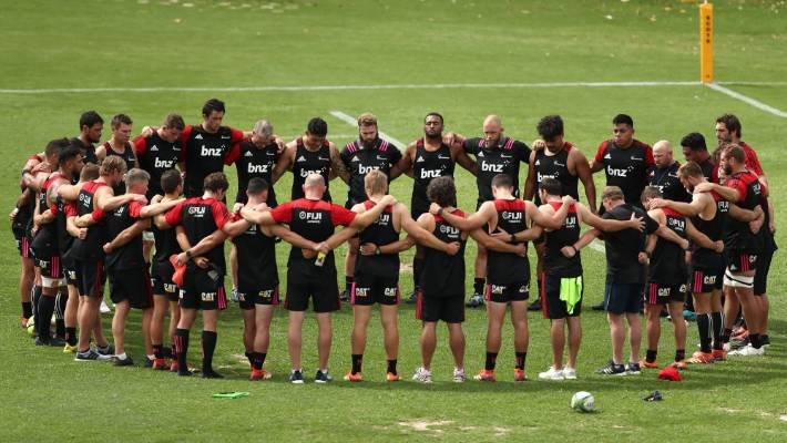 Crusaders preparing for emotional Super Rugby return