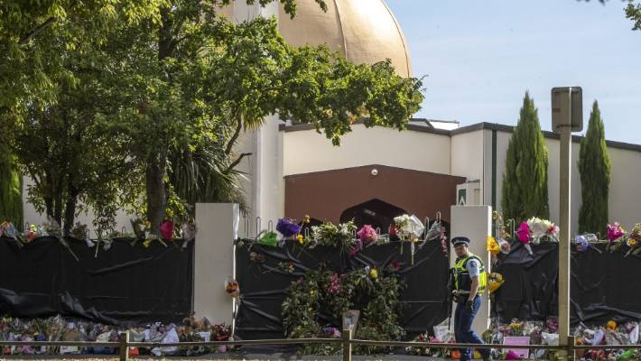Man who allegedly abused muslims at Christchurch mosque arrested