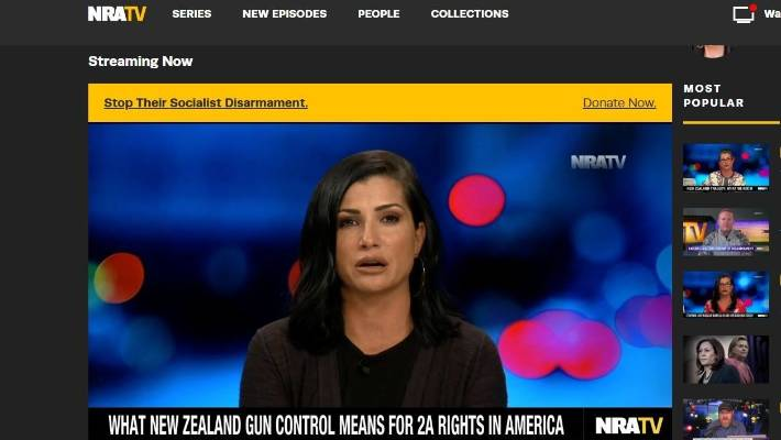 NRA calls for stop to NZ's 'socialist disarmament' alongside appeal for donations
