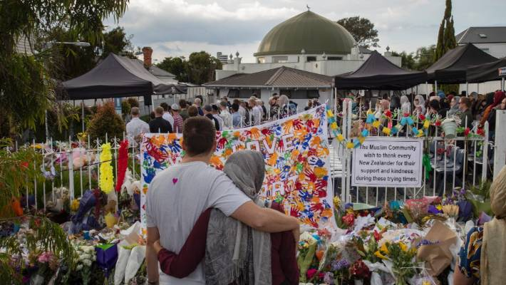Masjid Christchurch Twitter: Messages Of Solidarity And Love At Mosques Across Auckland