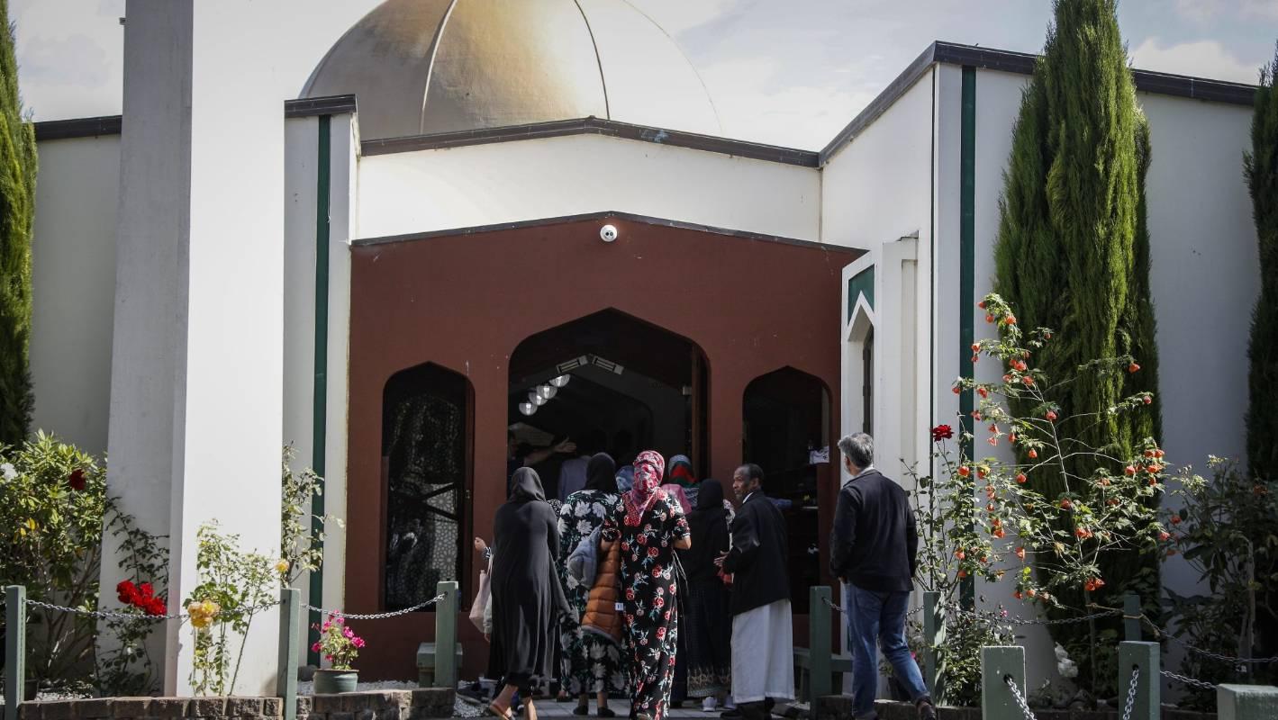 Masjid Christchurch Image: Judge Refuses Man Permission To Visit Christchurch Mosque