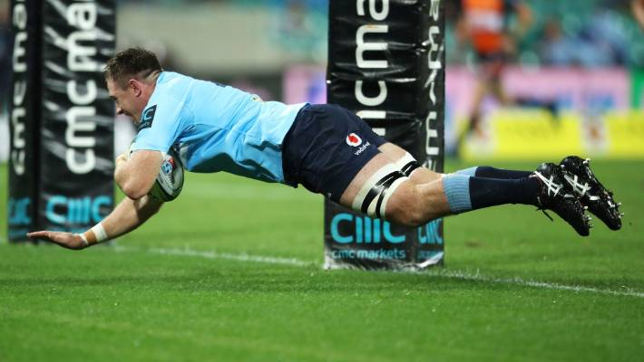 Super Rugby highlights: Waratahs 20-12 Crusaders