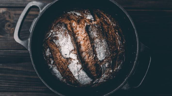 Dutch Oven Bread Recipes Cast Iron Pot