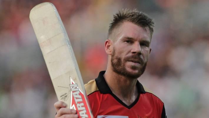 Warner fires on IPL return but Sunrisers lose