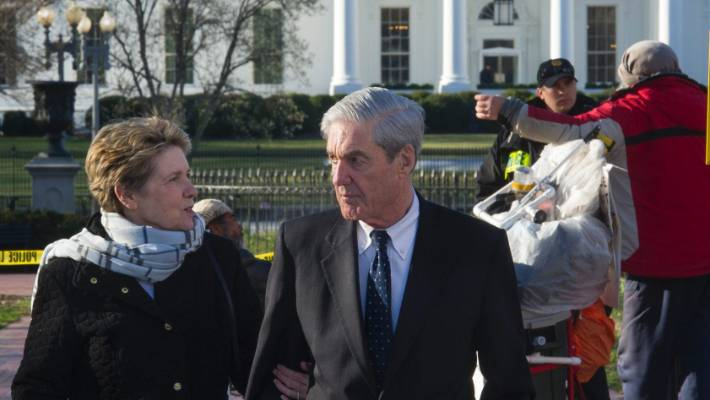 Free Mueller report's book version a best-seller on Amazon