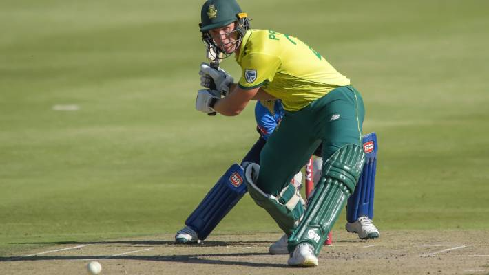 Dwaine Pretorius' unbeaten 77 leads South Africa to T20 sweep of Sri Lanka