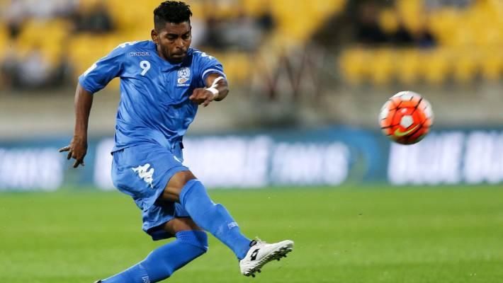 Wellington Phoenix star Roy Krishna hailed as Fiji's hero after scoring winner