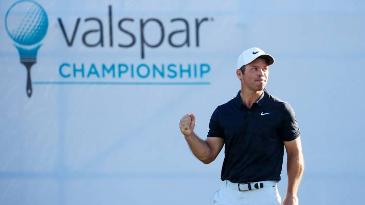 Paul Casey repeats triumph at PGA Tour's Valspar Championship