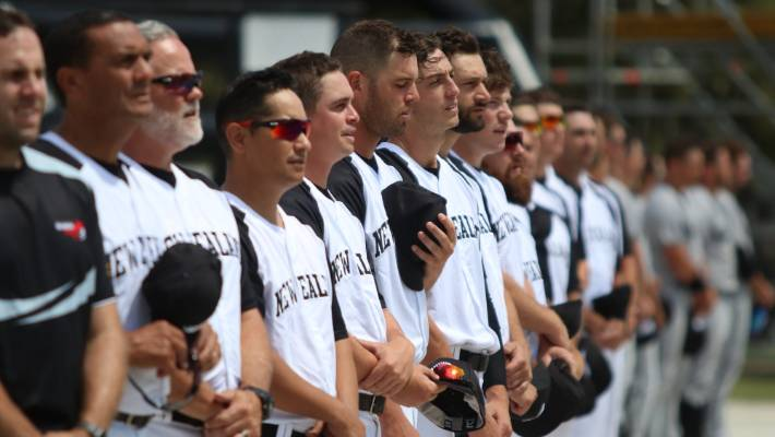 The New Zealand Black Sox were part of Nathan Nukunuku's life for 20 years.
