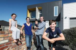 Murray and Lee Ann Durbin with Tyler 11, Annabelle, 8 and Hugo, 9 months have listed their pioneering 10-star Passive ...