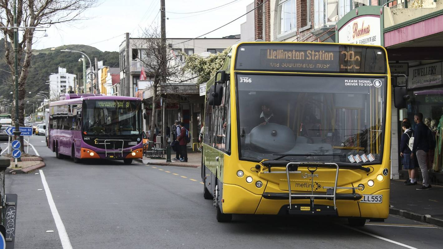 Never on a Sunday - the new rule for Wellington buses