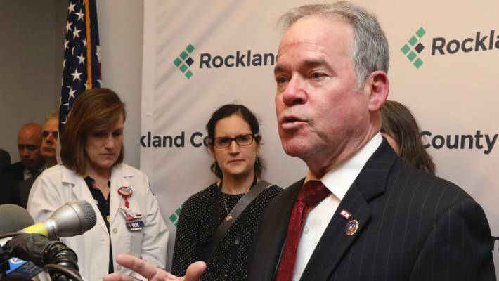 Measles outbreak: Rockland County, New York, declares state of emergency