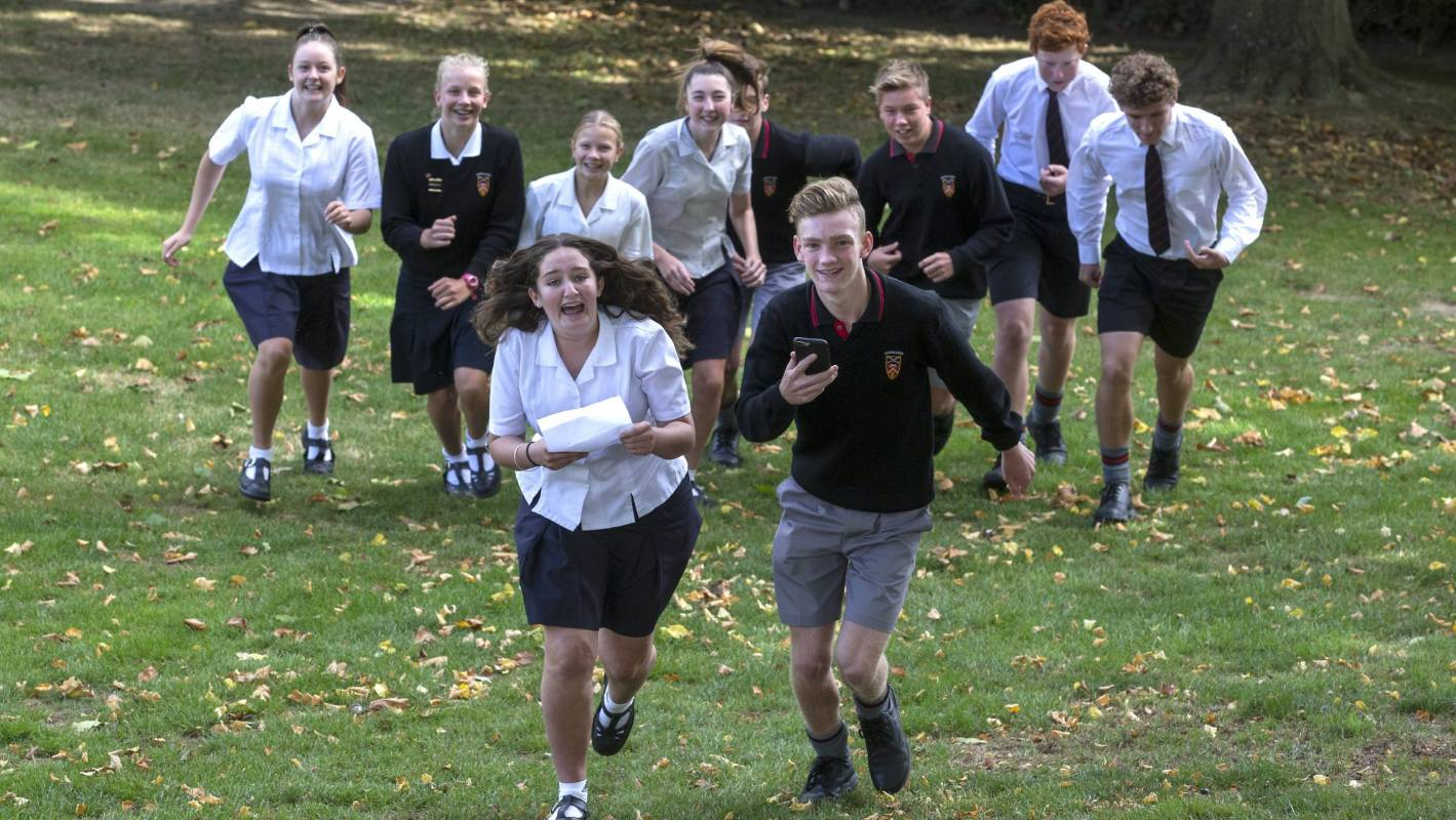 Orienteering Event to Raise Funds for Geraldine High School (Stuff)