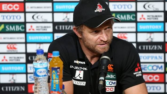 Sunwolves head coach Tony Brown has been left frustrated by the Japanese franchise's Super Rugby demise