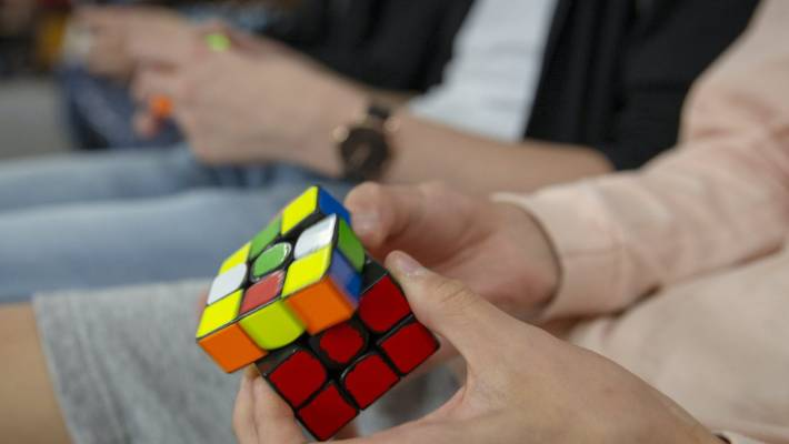 Cubers solve puzzles in seconds at Christchurch ...