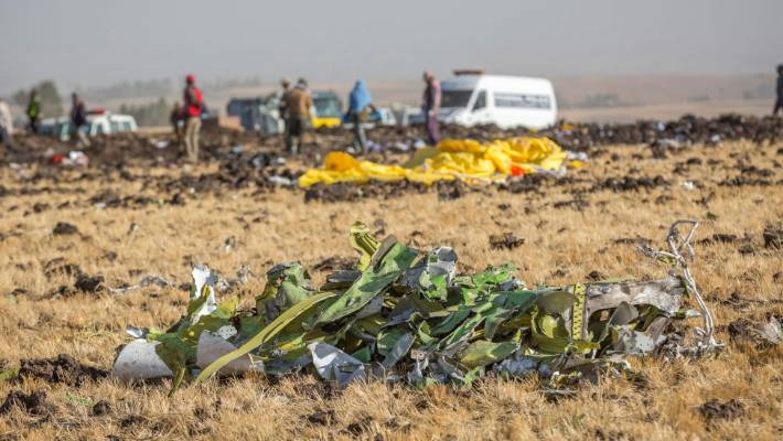 Boeing anti-stall system was activated in Ethiopia crash